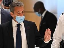 Franse ex-president Sarkozy een jaar de cel in wegens corruptie