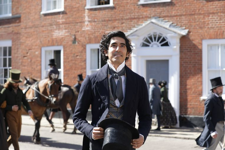 Dev Patel als David Copperfield. Beeld trbeeld