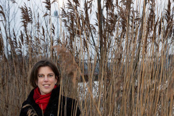 Irene van der Meulen uit Houten is rituelenbegeleider. Niet alleen voor uitvaarten of huwelijken, maar ook bij een echtscheiding.