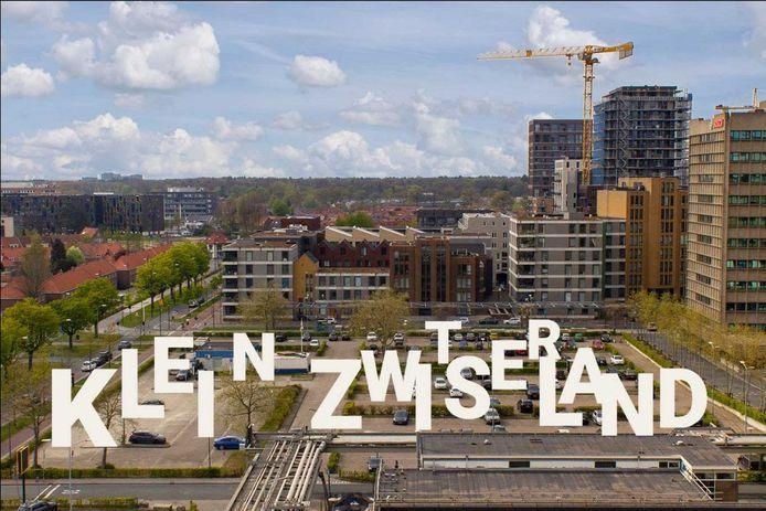 Klein Zwitserland is de voorlopige naam van de eerste locatie van Het Eindhovens Woongenootschap, op Strijp-S. Hier onderzoekt HEW de mogelijkheden met corporatie Trudo op het bouwveld aan de Kastanjelaan-Ingenieur Kalffstraat.