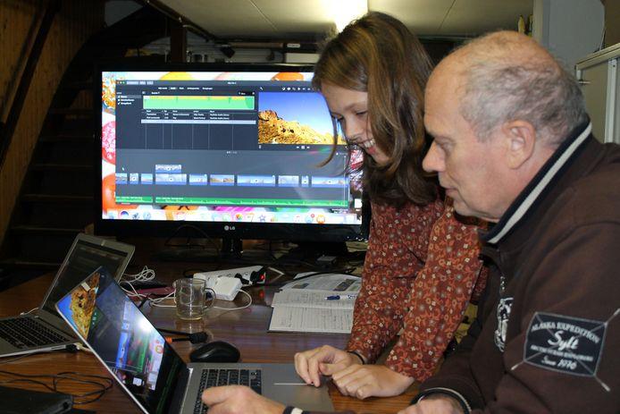 De Videoclub Borne gaat qua activiteiten en workshops met de tijd mee, en dat spreekt veel mensen aan.