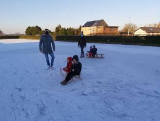 Gemeente zet licht op groen voor schaatsen op paardenpiste in Meldert