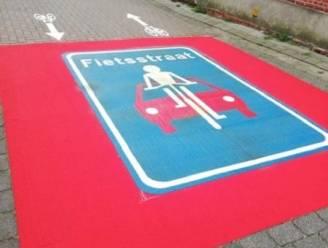 Straten rond basisschool Blokje worden fietsstraten