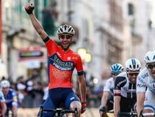 Nibali troeft alle sprinters af in Milaan - San Remo