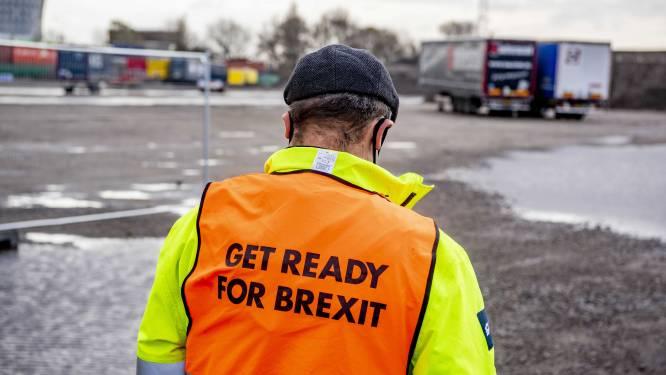 Nederlandse douaniers nemen lunch van Britse chauffeur in beslag: 'Welkom bij de brexit'