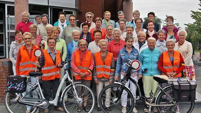 Wie heeft zin om mee te fietsen met Okra-dames?