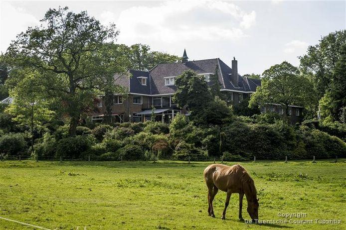 Hotel De Wyllandrie in Ootmarsum.