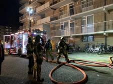 Vijftien woningen ontruimd na kelderboxbrand in Nieuwegein: 'Ik dacht: warm aankleden en naar buiten!'