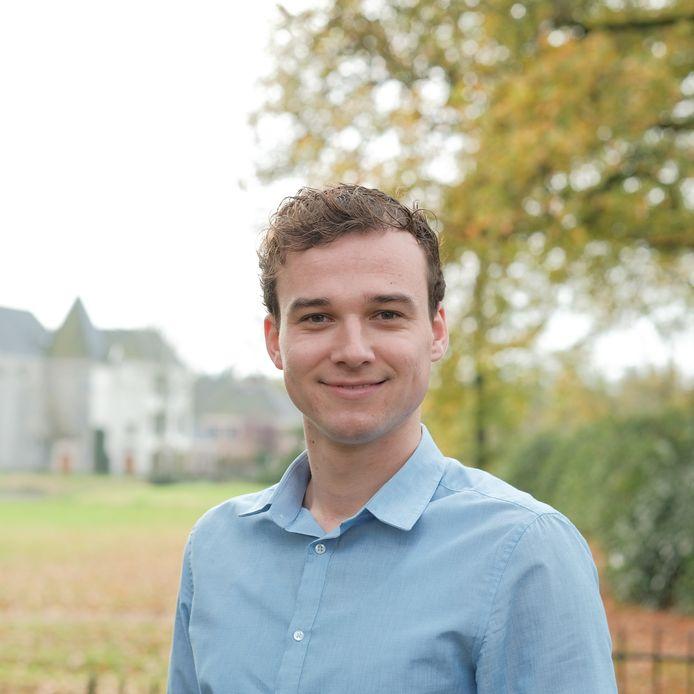 Fractievoorzitter Mark Smellink van het CDA in Dinkelland was initiatiefnemer van de brief die zaterdag op het CDA-partijcongres aan de orde komt.