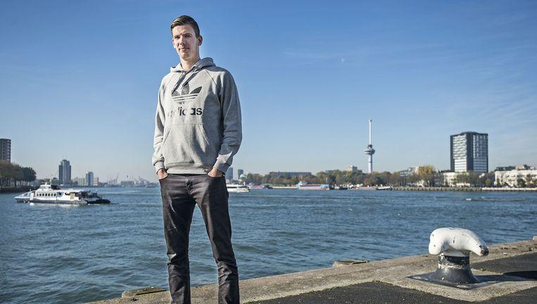Michiel Kramer (26). Beeld Guus Dubbelman / de Volkskrant