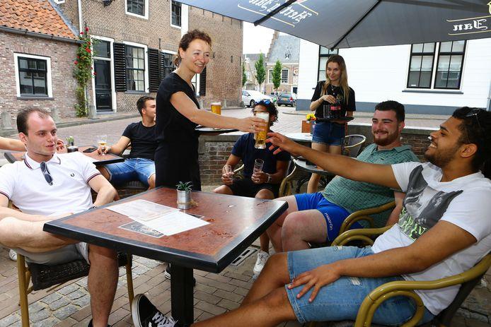 In Ameide opende dit jaar Bistro Bientje de deuren.