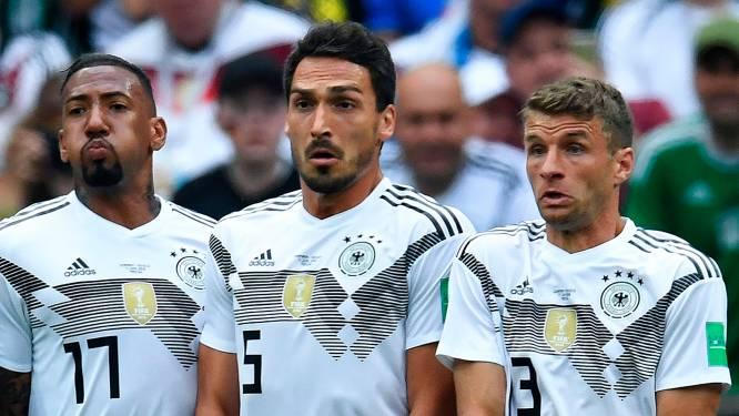 Löw ziet geen reden om WK-trio terug te halen
