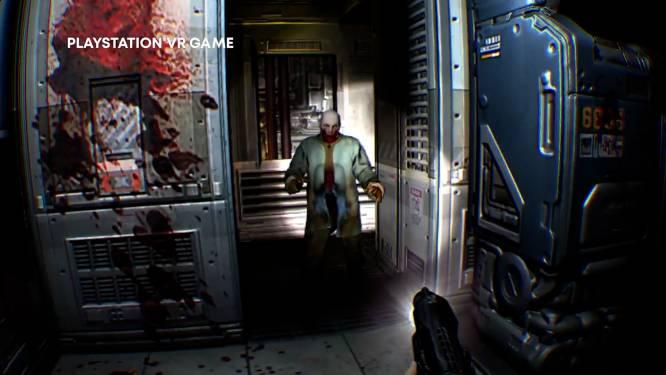 'Doom' komt naar PlayStation VR