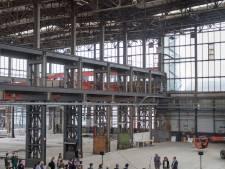 VIDEO: LocHal in Tilburg is de plek voor 'bijzonderste bieb van Europa'