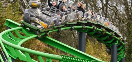 Avonturenpark Hellendoorn weer een dagje open: 'Dit is een nationale feestdag voor pretparkliefhebbers!'