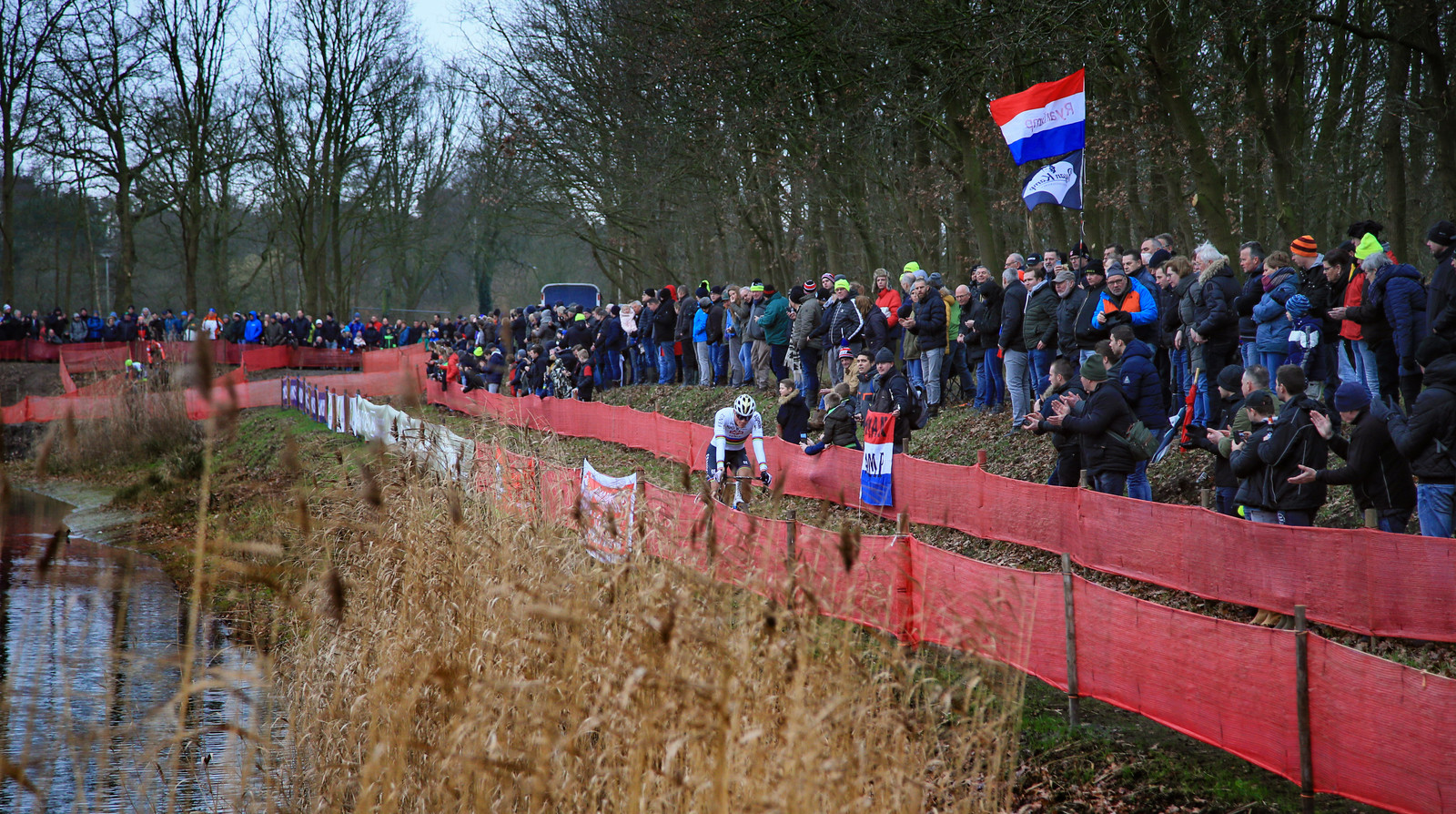 De Cyclocross Rucphen was de laatste jaren in trek bij publiek en toppers.