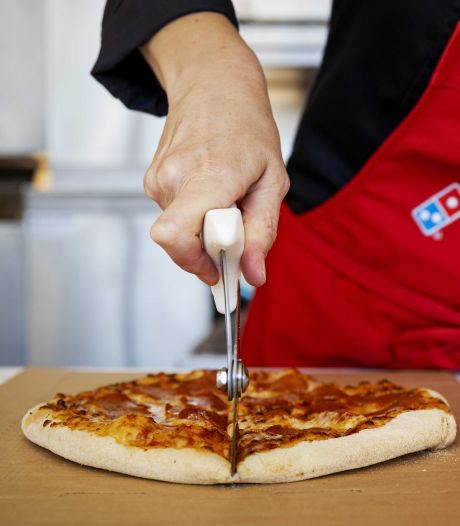 Pizzaketen Domino's naar Sint Willebrord
