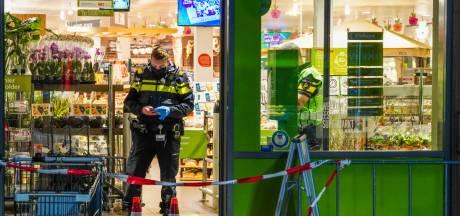 Plus supermarkt in Budel-Schoot overvallen, grote zoekactie naar daders samen met Belgische politie