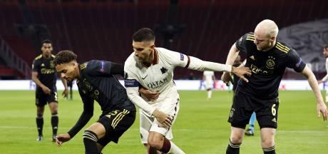AS Roma zadelt Ajax met een berg huiswerk op