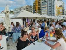"""À Knokke, on en a marre des touristes bruyants: """"Nous sommes contents quand arrive le 1er septembre"""""""