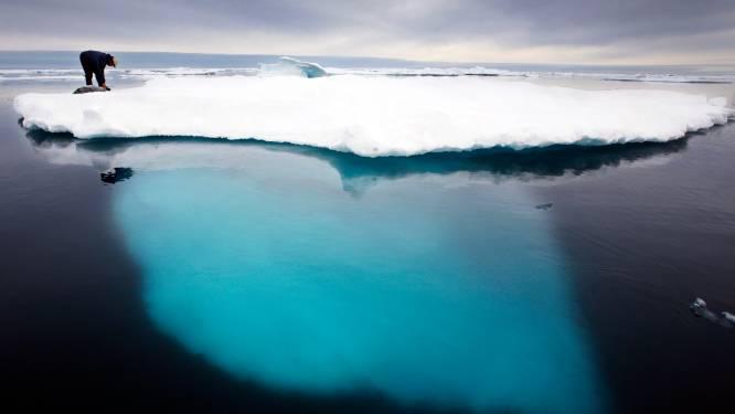 Hittegolf in Groenland zorgt ervoor dat ijskap in razendsnel tempo smelt