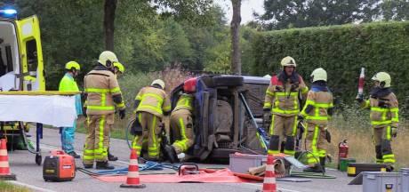 Bestuurder raakt gewond bij eenzijdig ongeval Varsseveld