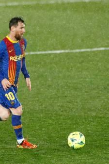 Des chaussures de Lionel Messi mises aux enchères pour la bonne cause