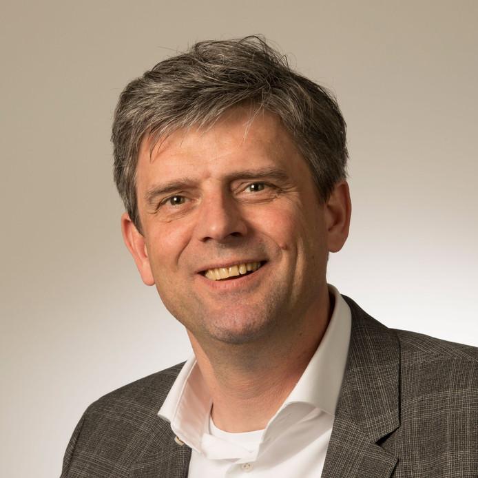 De Arnhemse wethouder Roeland van der Zee.
