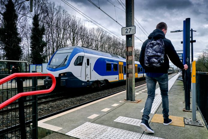 NS Station Dordrecht-Zuid is volgens ProRail dringend aan renovatie toe