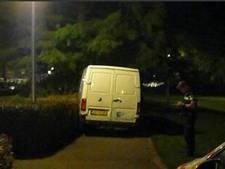 Achtervolging in Almelo, bijrijder busje aangehouden