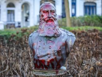 Stoete Ostendenoare 'houdt woord': buste Leopold II nu ook gestolen na eerder vandalisme