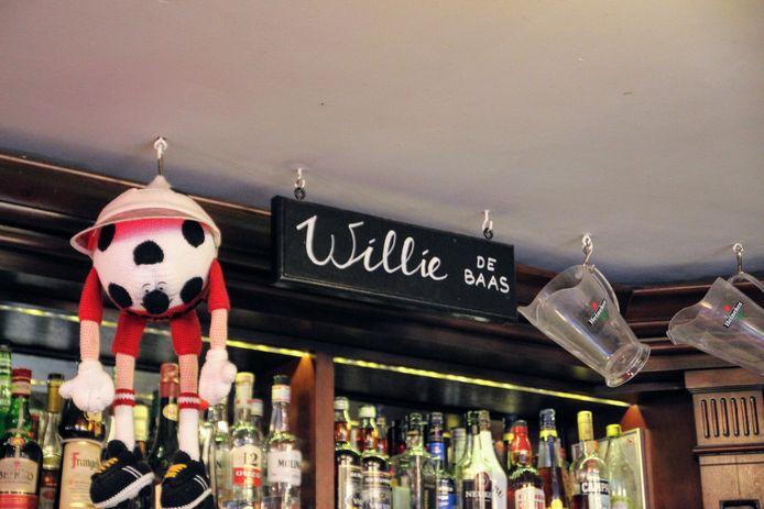 De bar van café Domkop.