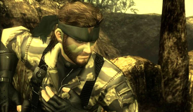Metal Gear Solid Beeld Sony