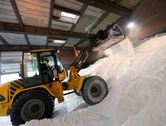 Winterdienst Wegen en Verkeer van start: 108.000 ton strooizout voorzien