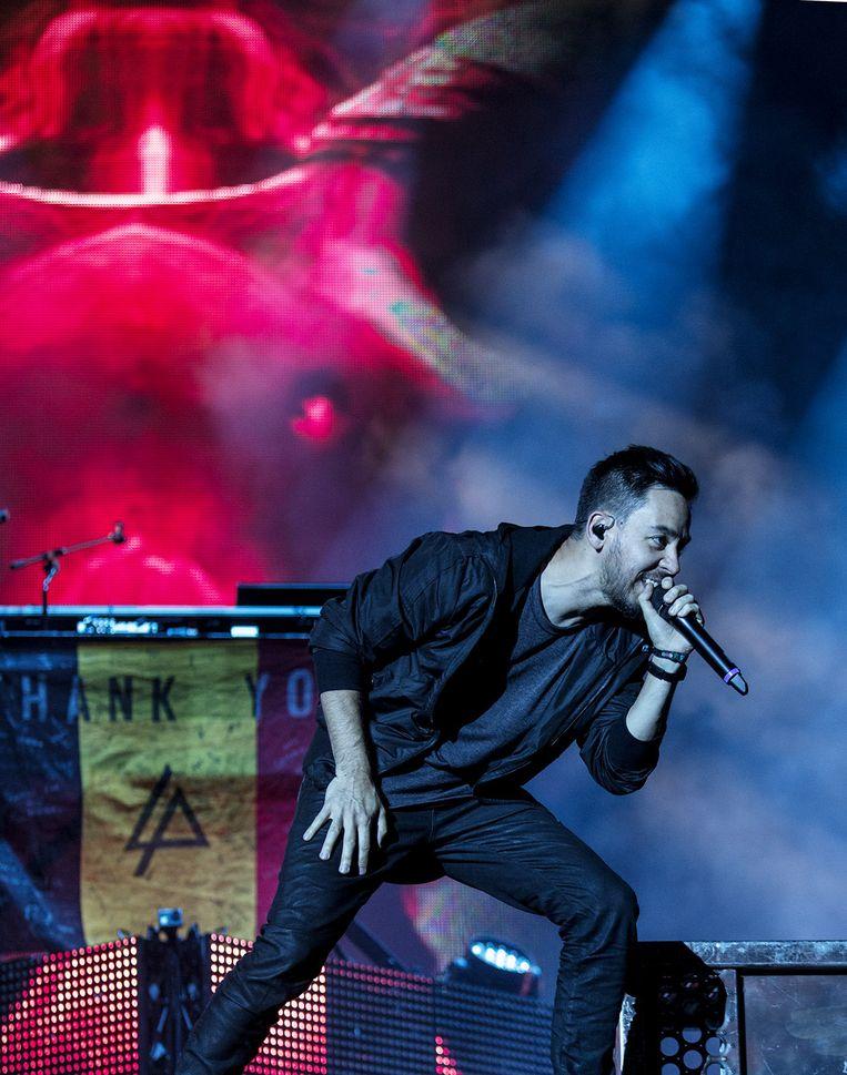 Linkin Park. Beeld Harry Heuts