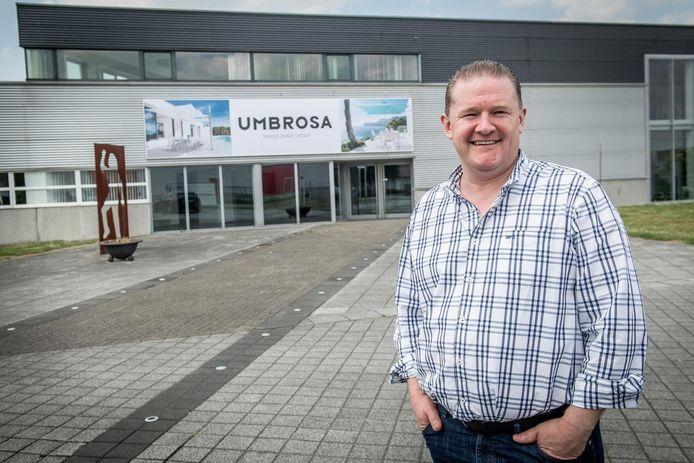 Zaakvoerder Christophe Haemers van Umbrosa.