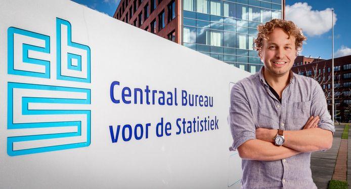 We worden niet meer zo lang, constateert het CBS. Geen paniek, vindt columnist Niels Herijgens (1.73 meter).