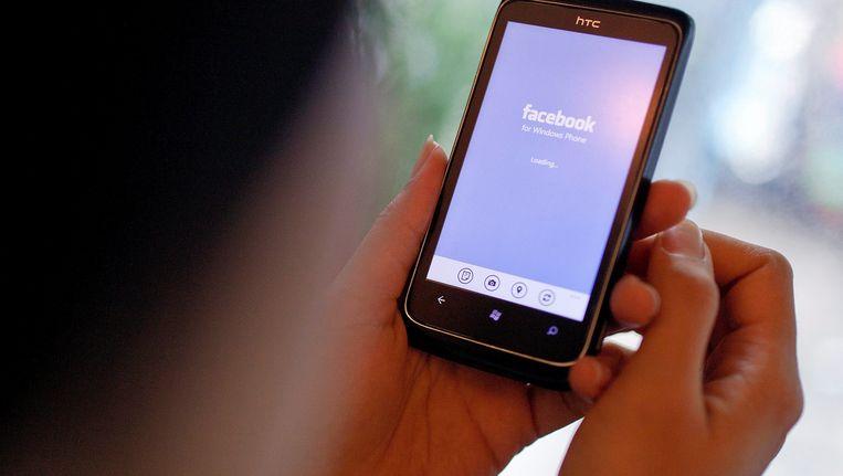 De test is er voorlopig enkel voor een beperkte aantal mobiele gebruikers in de Verenigde Staten. Beeld EPA