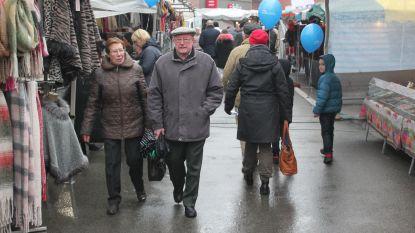Jaarmarkt doet Lennikse straten vollopen