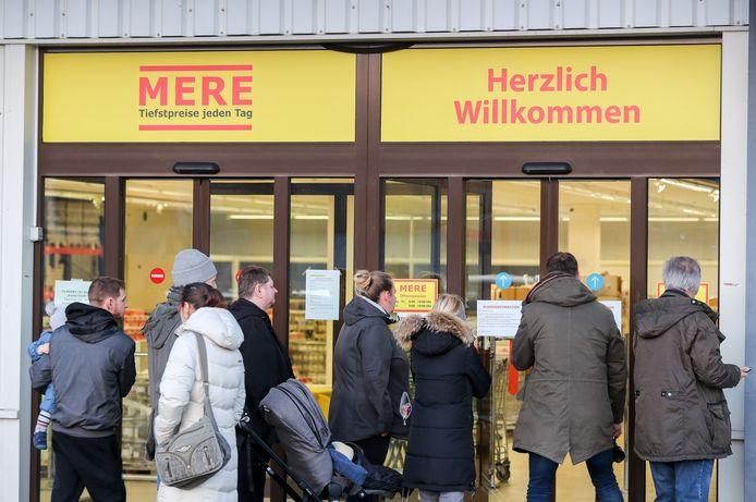 Un supermarché Mere a ouvert ses portes à Leipzig (Allemagne) en 2019
