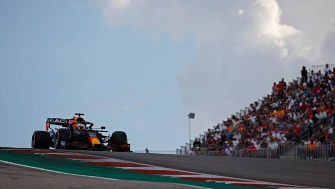 Max Verstappen start in Austin vanop de pole: WK-leider twee tienden sneller dan rivaal Lewis Hamilton