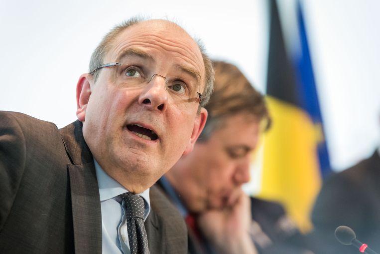 Justitieminister Koen Geens (CD&V) Beeld BELGA