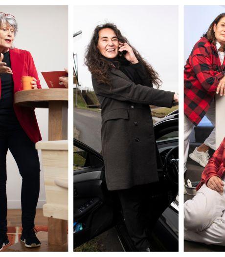 Vrouwen in 'mannenberoepen': 'Een klant schrok dat we geen kerels waren'