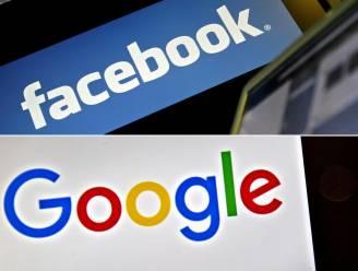 """Amnesty International: """"Facebook en Google vormen gevaar voor mensenrechten"""""""