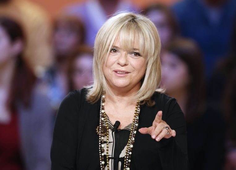 France Gall Beeld AFP