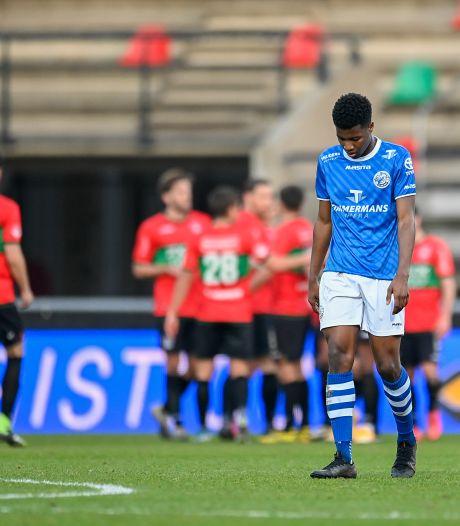 Samenvatting   FC Den Bosch kan zege geen vervolg geven tegen het sterkere NEC