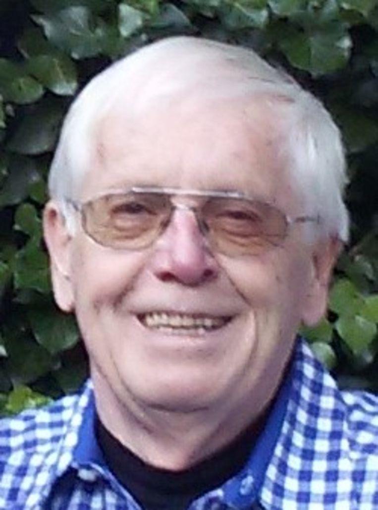 Paul Jansen. Beeld