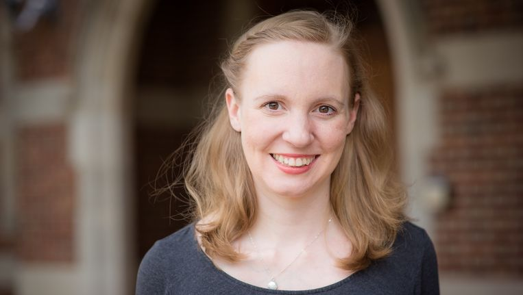 Filosofe Jessica Flanigan Beeld Trouw