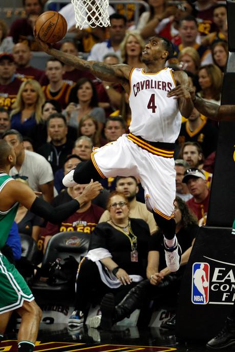 Cavaliers koersen af op derde NBA-finale op rij