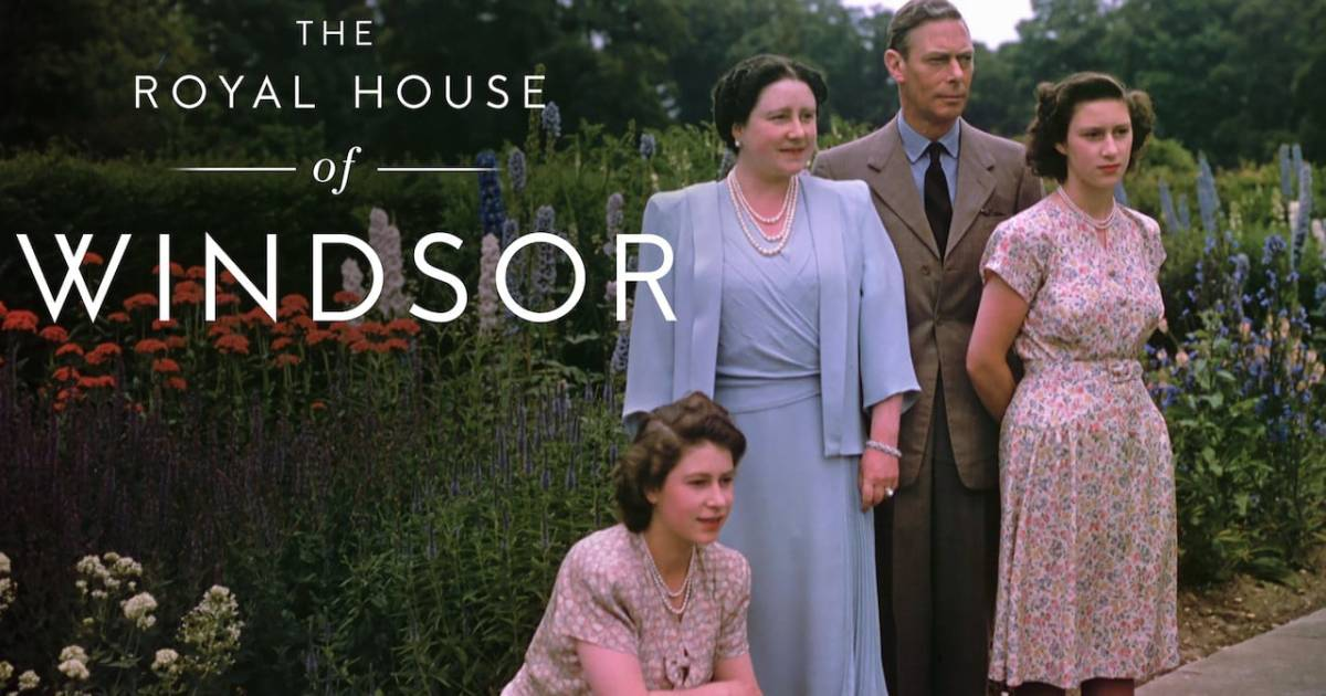 Seriale podobne do The Crown, the royal house of windsor